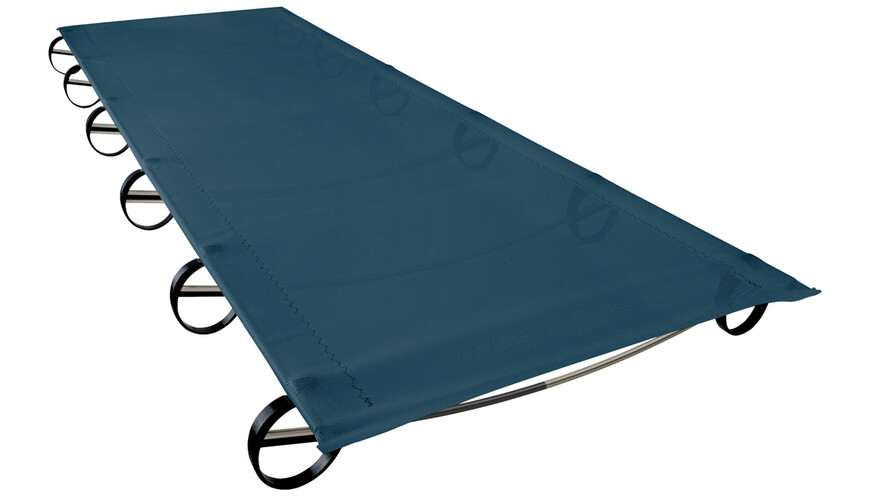Therm-a-Rest LuxuryLite Mesh - Catres - Large Azul petróleo